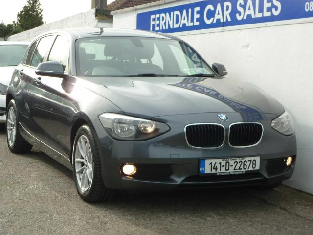 2014 BMW 1 Series 2.0 Diesel