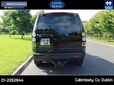 Image 7 for Land Rover Discovery 5 SEAT UTILITY, FULL LAND ROVER SERVICE HISTORY, PRICE PLUS VAT **FINANCE AVAILABLE**