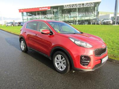 Photos of 2018 Kia SPORTAGE 1.7L Manual