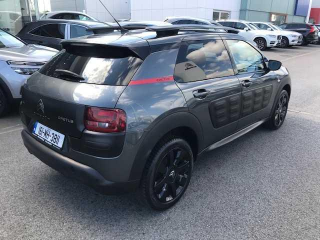 Photos of Citroen C4 Cactus