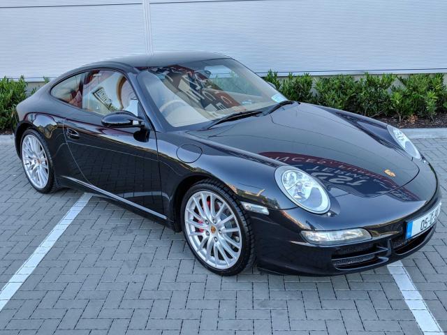 2005 Porsche 911 3.8 Petrol