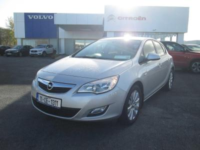 Photos of 2011 Opel ASTRA 1.7L Manual