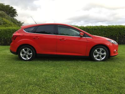Image 6 for Ford Focus 1.6 TDCI Zetec ECO S/S 113BHP 5DR