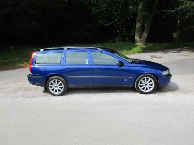 2002 Volvo V70 2 0 AUTOMATIC petrol estate 7 seater leather