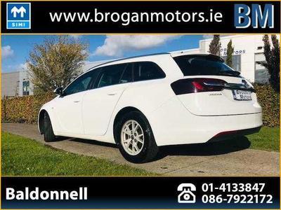 Image 10 for Opel Insignia 2.0 CDTi E/F DESIGN*SAT NAV*ESTATE