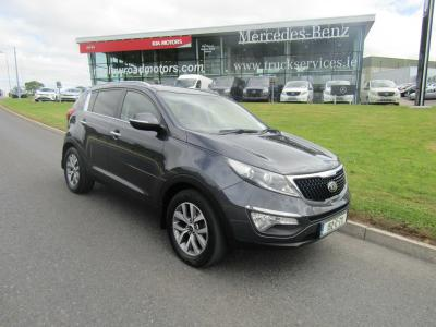 Photos of 2015 Kia SPORTAGE 1.7L Manual