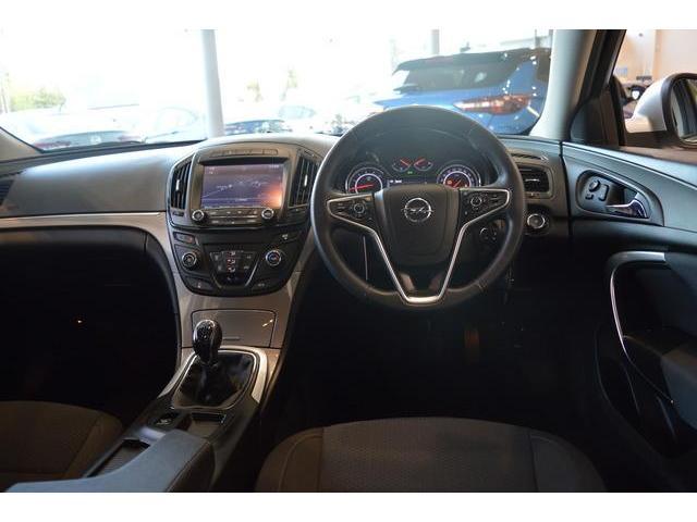 Vauxhall Intellilink Projection