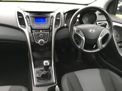 Image 7 for Hyundai i30 1.6 CRDi 110PS Blue Drive Active (68K Miles)
