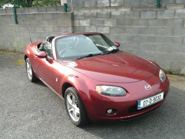 2007 Mazda MX-5 1.8 Petrol