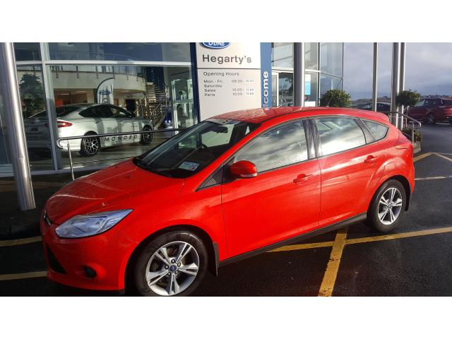 2014 Ford Focus 1.6 TDCI EDITION 95PS