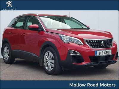 Photos of 2018 Peugeot 3008 1.6L Automatic
