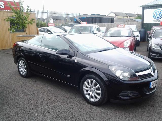 2008 Vauxhall Astra 1.8 Petrol
