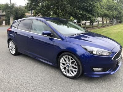 2015 Ford Focus 1 5 Tdci Zetec S 120ps Price 14 950 1 5 Diesel