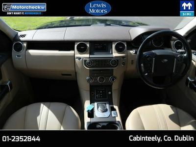 Image 12 for Land Rover Discovery 5 SEAT UTILITY, FULL LAND ROVER SERVICE HISTORY, PRICE PLUS VAT **FINANCE AVAILABLE**