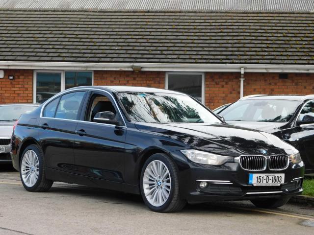 2015 151 Bmw 3 Series 2 0 318d Luxury Model Huge Spec