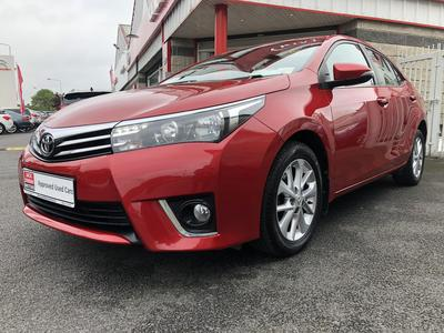 Photos of 2015 Toyota COROLLA 1.4L Manual