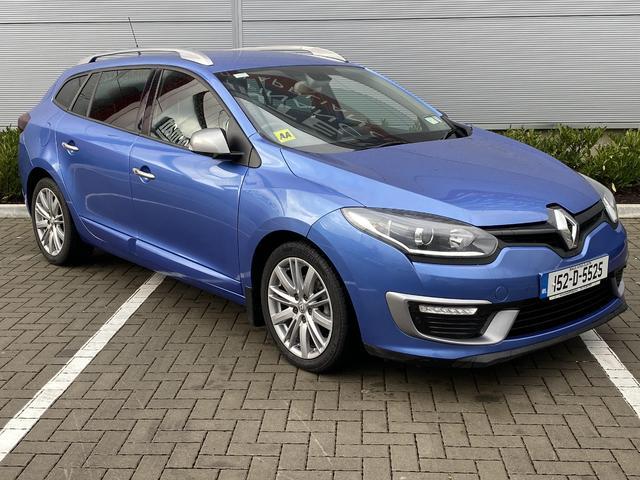 2015 Renault Grand Megane 1.5 Diesel
