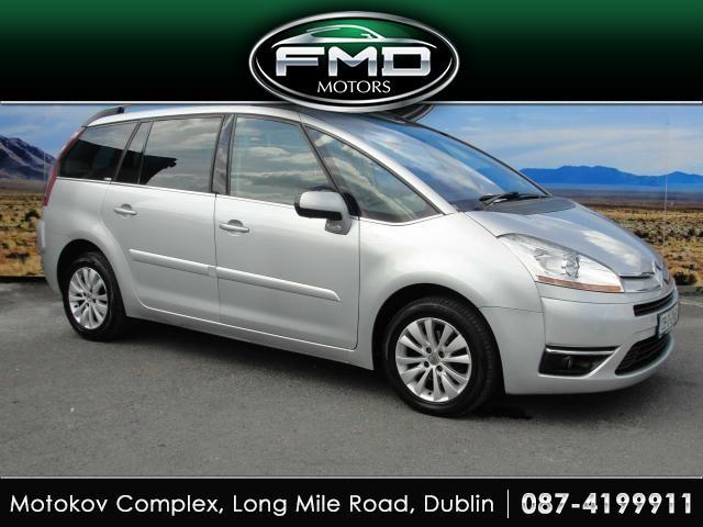 7b466c0be34a8d 2009 Citroen Grand C4 Picasso 1.6 HDI VTR+ 110HP. €3,950. Overview; Running  Costs; Performance; Dimensions; Safety; Review; Video Test Drives.  Thumbnail 1 ...