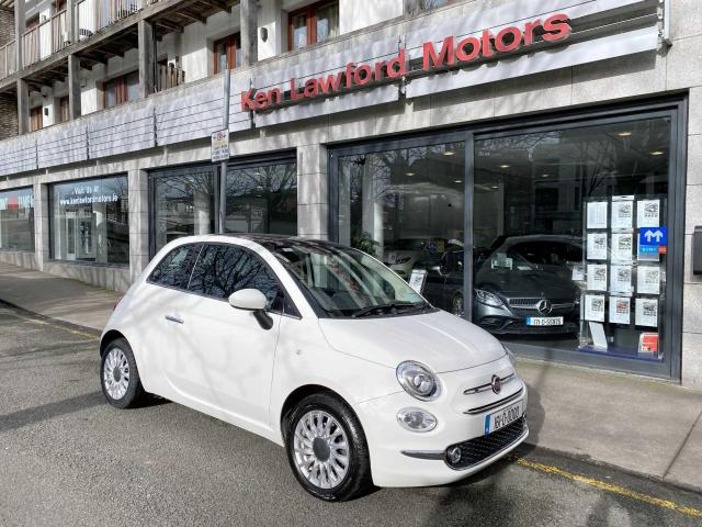 2016 Fiat 500 1.2i Lounge Full Leather