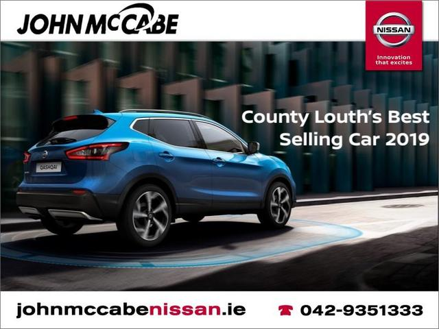 2019 Nissan Qashqai Petrol Or Diesel Available At John Mccabe Nissan