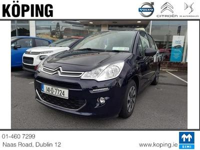 Photos of 2014 Citroen C3 1.0L Manual