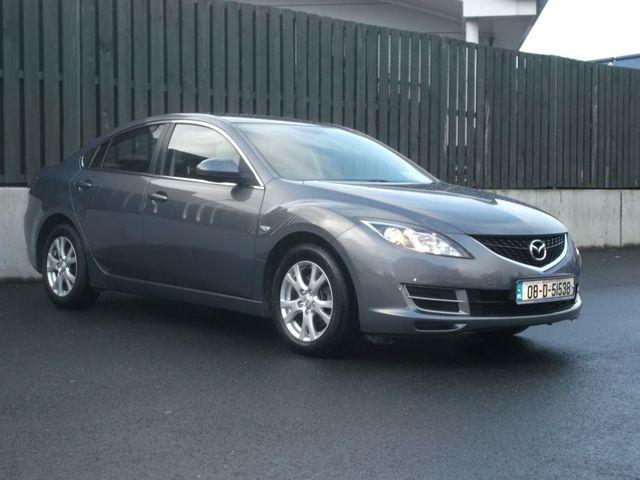 2008 mazda mazda6 1 8 executive price 4 250 1 8 petrol. Black Bedroom Furniture Sets. Home Design Ideas