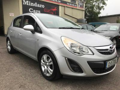 Photo of 2012 OPEL CORSA car for sale - Mindaro Cars ltd