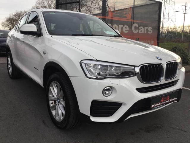 2015 BMW X4 2.0 Diesel