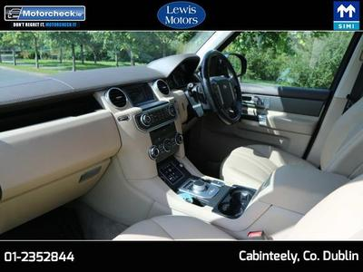Image 11 for Land Rover Discovery 5 SEAT UTILITY, FULL LAND ROVER SERVICE HISTORY, PRICE PLUS VAT **FINANCE AVAILABLE**