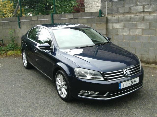 2011 Volkswagen Passat 1.6 Diesel