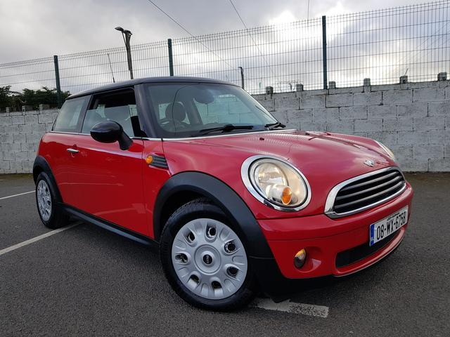 2008 Mini One 14 03dr Price 4999 14 Petrol For Sale In Meath