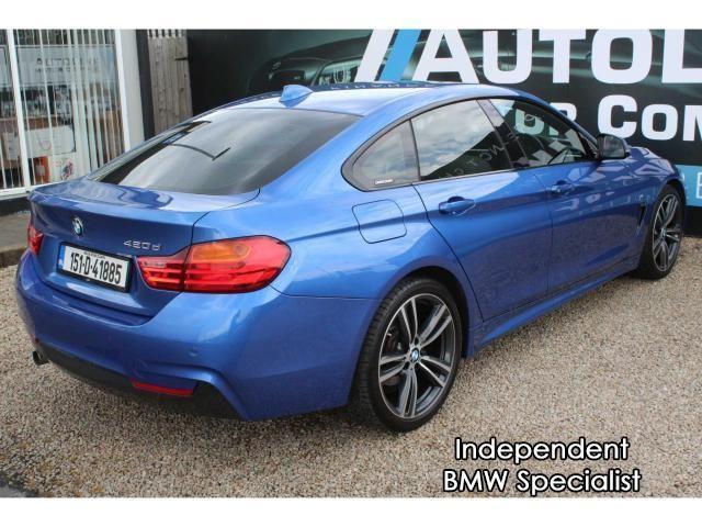 2015 (151) BMW 4 Series 420D M SPORT - GRAN COUPE (5 DOOR