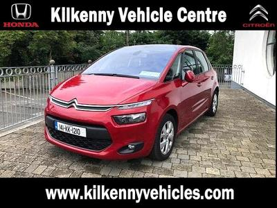 Photos of 2014 Citroen C4 1.6L Automatic
