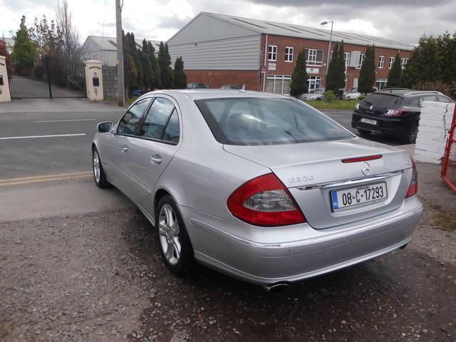 2008 mercedes benz e class 320 cdi avantgarde auto price for Mercedes benz loan rates
