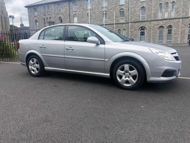 2008 Opel Vectra 1.6 16V CLUB