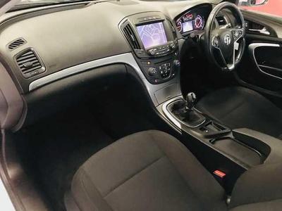Image 12 for Opel Insignia 2.0 CDTi E/F DESIGN*SAT NAV*ESTATE