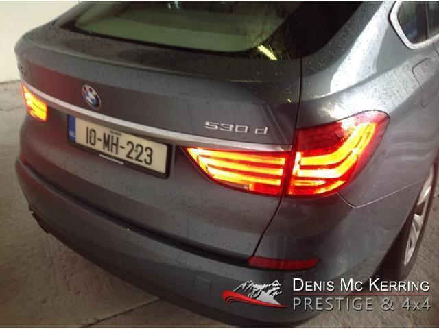 2010 BMW 5 Series 530D GT (one owner), Price: €9,995 3 0