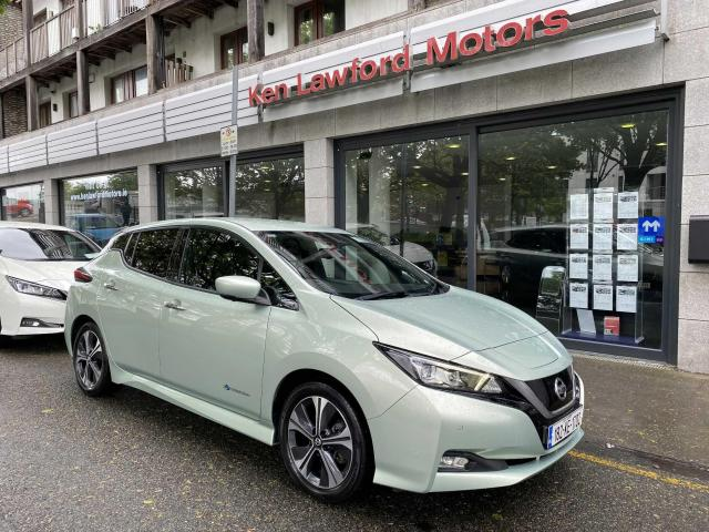 2018 Nissan Leaf 40K EV SVE 40KW 5DR AUTO