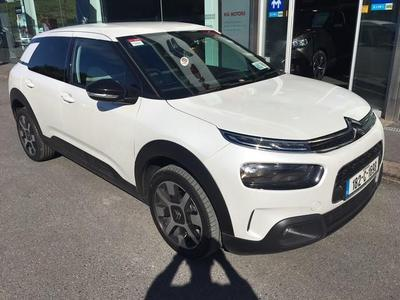 Photos of 2018 Citroen C4 CACTUS 1.2L Manual