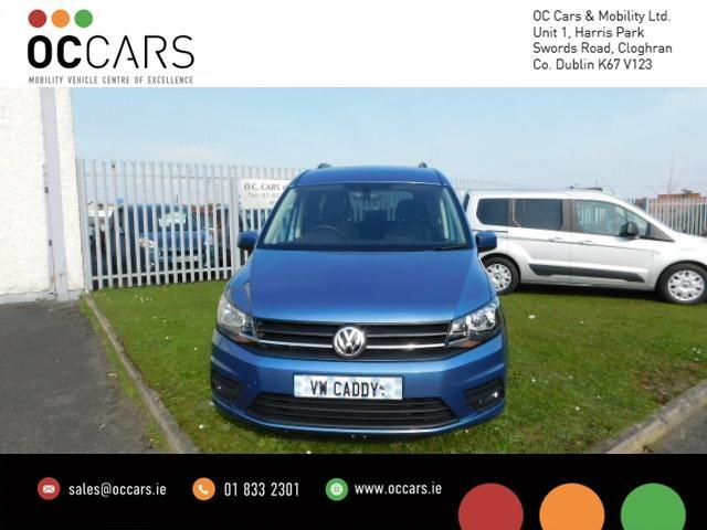 2019 Volkswagen Caddy Maxi Life Vista Wheelchair Accessible Vehicle