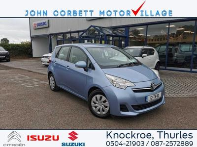 Photos of 2012 Toyota VERSO-S 1.3L Manual