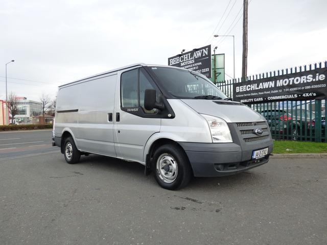555f451f35 2014 (141) Ford Transit 2.2 TDCI 100 PS T280 L3 6SP FWD VAN    01 20 ...