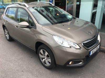 Photos of 2016 Peugeot 2008 1.2L Manual