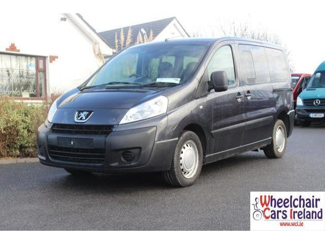 2011 PEUGEOT EXPERT Wheelchair Accessible