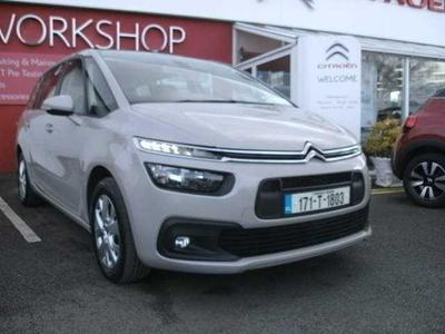 Photos of 2017 Citroen GRAND C4 PICASSO 1.6L Manual