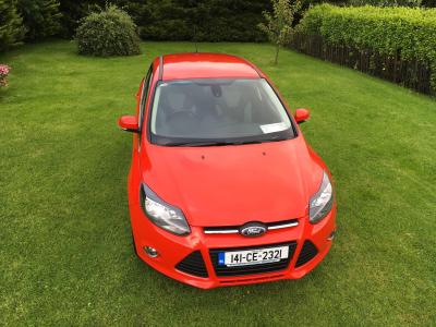 Image 2 for Ford Focus 1.6 TDCI Zetec ECO S/S 113BHP 5DR