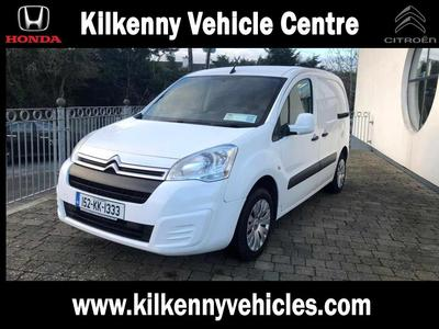 Photos of 2015 Citroen BERLINGO 1.6L Manual