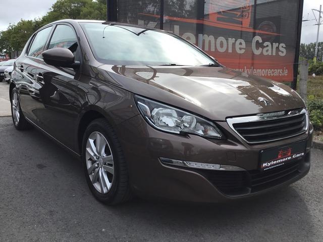 2014 Peugeot 308 2.0 Diesel