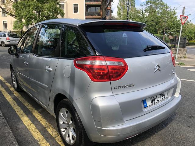 2009 Citroen C4 Picasso 1 6 Hdi 110 Dynamique 5 Seat Nct Tested May