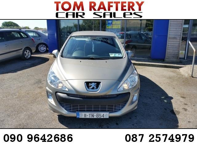 2011 Peugeot 308 1 6 HDI ENVY 92BHP, Price: €8,500 1 6 Diesel for